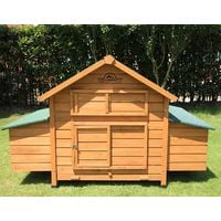 Chicken Coops Imperial© Savoy Large Chicken Coop Suitable For Up to 10 Birds Depending On Size A 01