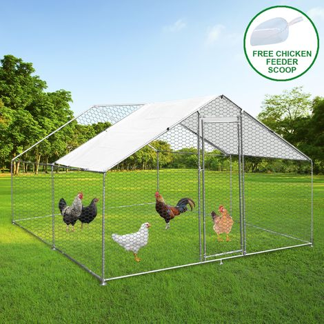 Chicken Run 3m x 4m x 2m