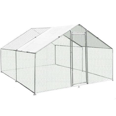 Chicken Run 3m x 4m x 2m
