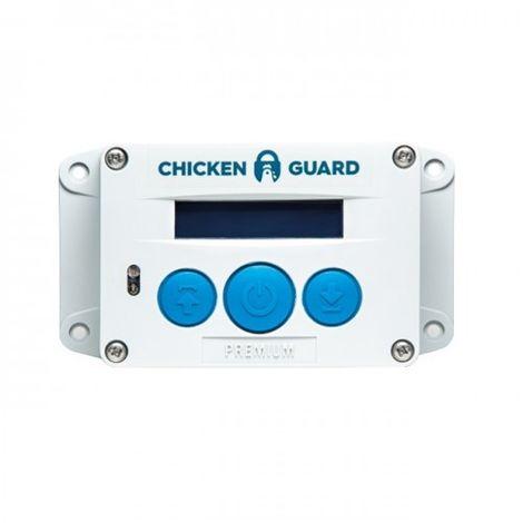 ChickenGuard Premium Auto Door Opener (One Size) (White)