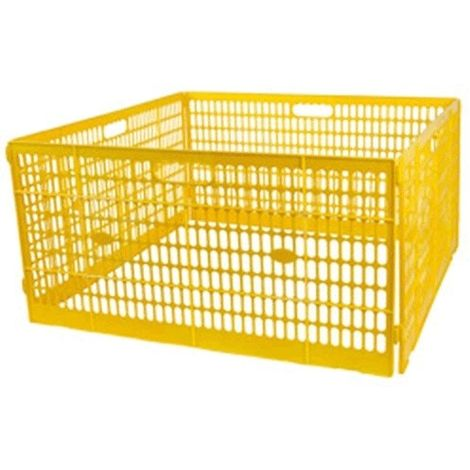 """main image of """"Chicktec Chick Surround Panels (One Size) (Yellow)"""""""