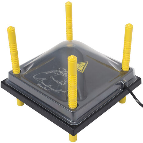 Chicktec Comfort Brooder (UK Plug) (25cm) (May Vary)