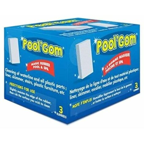 Chicle mágico para piscinas'Gom' Pool Magic Gum