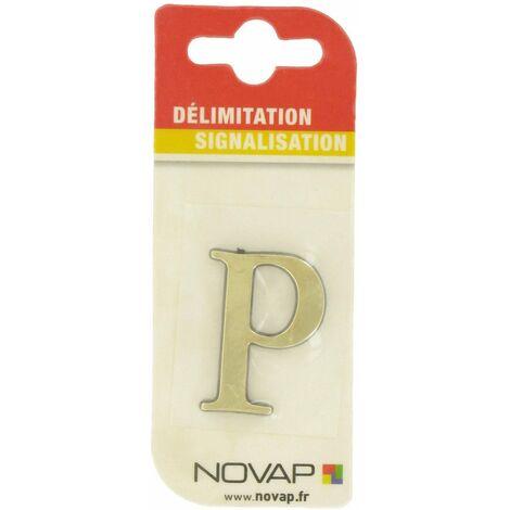 CHIFFRE AUTOCOLLANT 6 40MM OR SC (Vendu par 1)
