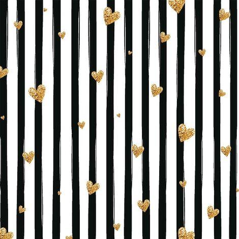 Child Love Bedruckter Teppich - fuer Kinder - Wohnkultur - Rutschfest - aus Wohnzimmer, Lounge, Zimmer - Mehrfarbig aus Polyester, Baumwolle, 80 x 120 cm