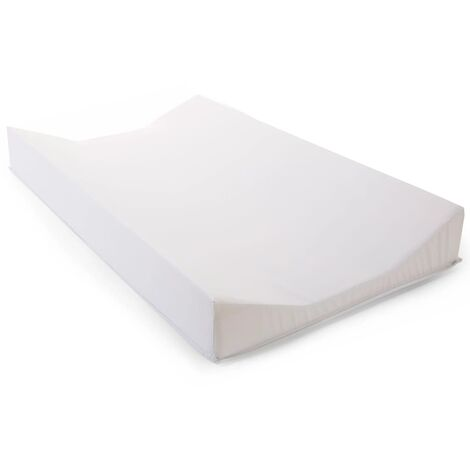CHILDHOME Changing Cushion 70x43cm PVC White