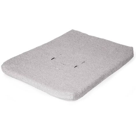 CHILDHOME Changing Cushion Cover Evolux Tricot Grey