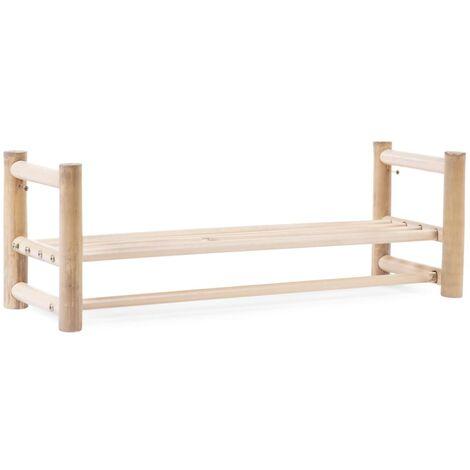 CHILDHOME Shelf Bamboo Natural