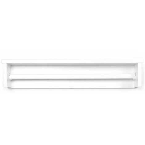 CHILDHOME Shelf Retro Rio MDF White