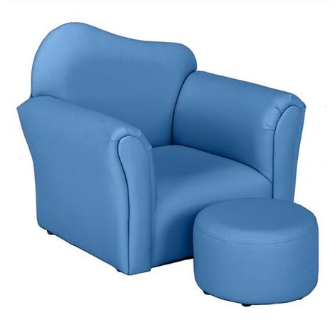 """main image of """"Children Single Sofa Kids Sofa Chair Bent Back -different color"""""""