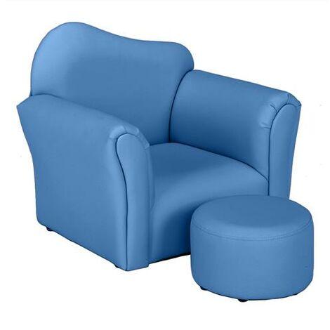 Children Single Sofa Kids Sofa Chair Bent Back -different color