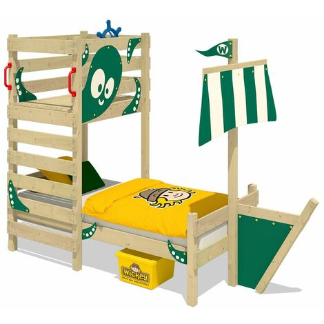 Children's bed Wickey CrAzY Bounty