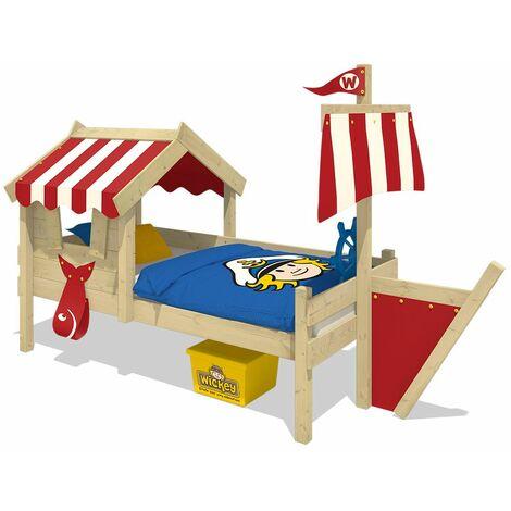 Children's bed Wickey CrAzY Finny