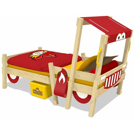 Children's bed Wickey CrAzY Sparky Fun