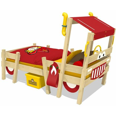 Children's bed Wickey CrAzY Sparky Pro
