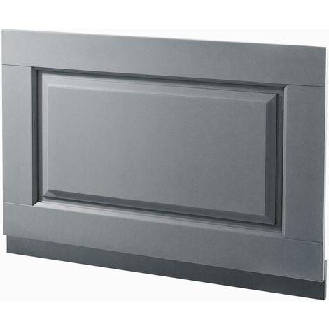 Chiltern Light Grey Traditional 800mm Bath End Panel + Plinth