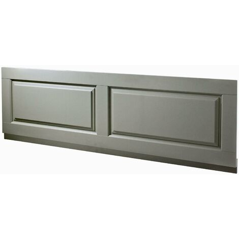 Chiltern Stone Grey Traditional Front Bath Panel 1700 X 480mm