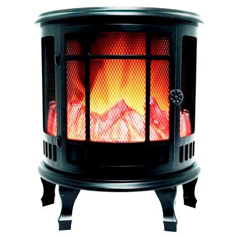 Chimenea decorativa efecto fuego (F-Bright 2425001)