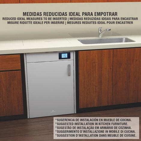 CHIMENEAS CALEFACTORAS BRONPI Caldera Compacta Pellet HYDROBOX 16 KW