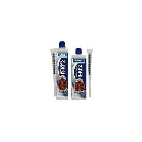 Chimpro r-kf2 : resine polyester réf 4011désignation cartouche 300 ml - ton bétonquantité/boîte
