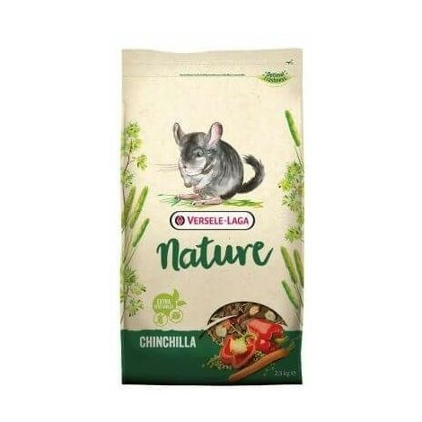 Chinchilla Nature Versele Laga 750 g