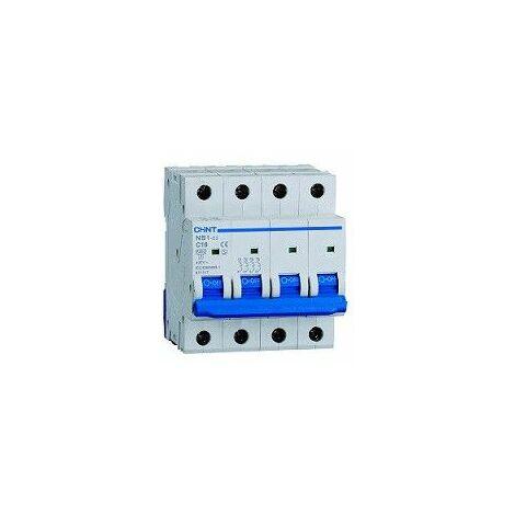 "main image of ""Chint - Interruttore magnetotermico 4X32A Curva C 6KA - Chint 180407"""