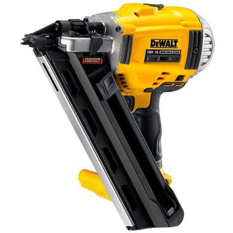 """main image of """"DEWALT DCN692N-XJ chiodatrice 18v  brushless 50-90mm solo corpo"""""""