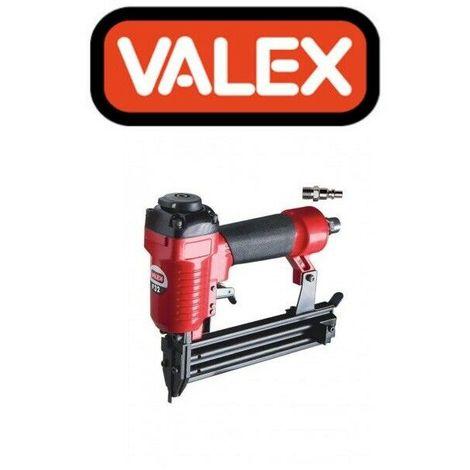 Chiodatrice pneumatica f32 valex spillatrice ad aria compressa spillini chiodi