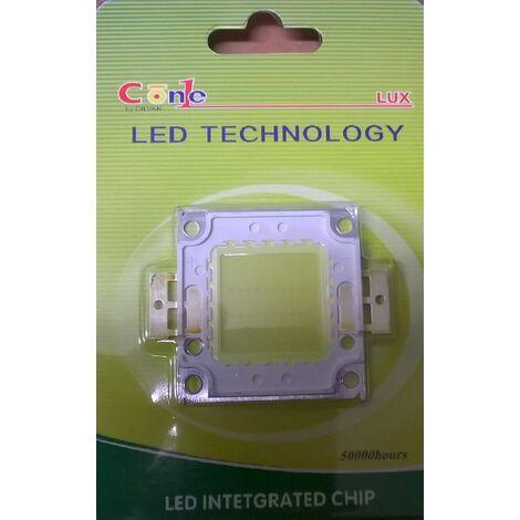 Chip ricambio faro led 20 watt luce fredda accessori faretto ricambi