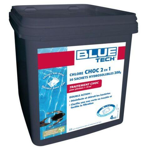 Chlore Choc 2en1