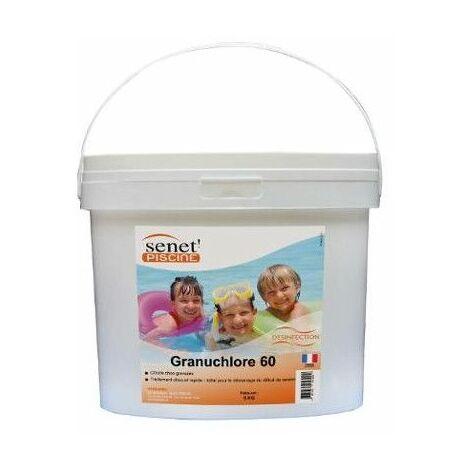 Chlore choc granulé 60