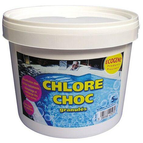 CHLORE CHOC GRANULES 5KG 003491