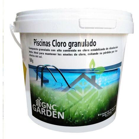 chlore granulaire 90% 5 kg