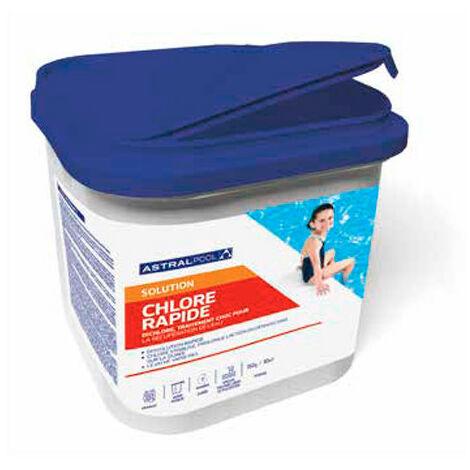 Chlore rapide granulés 5 kg AstralPool