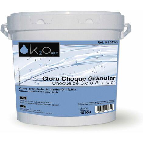 Chlore Rapide K2O 10 kg - K1045Q