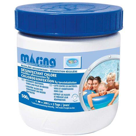 Chlore spécial piscinette - Marina