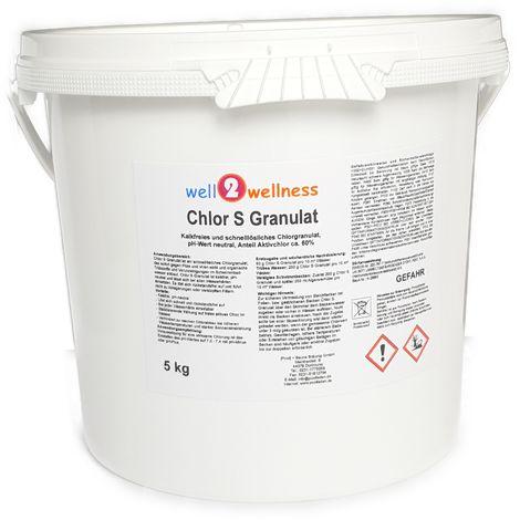 Chlorgranulat schnell löslich 5,0 kg