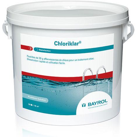CHLORIKLAR - Bayrol - Plusieurs modèles disponibles