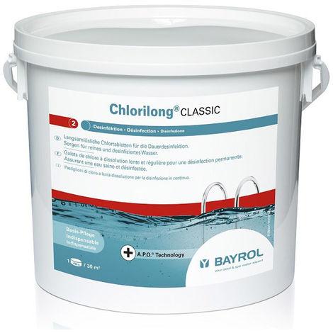 CHLORILONG CLASSIC - Bayrol - Plusieurs modèles disponibles