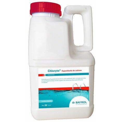 Chloryte - Chlore non stabilisé - 3,3 kg de Bayrol - Chlore, oxygène actif, brome