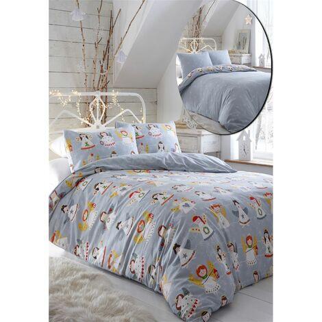 Choir Of Angels Double Duvet Cover Set Bedding Quilt Bed Set