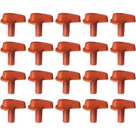 Choke Boutons De Remplacement Pour Stihl Fs100 Fs110 Fs120 Fs130 Fs160 Fs200 Fs180 Fs250 Fs220, 20Pcs