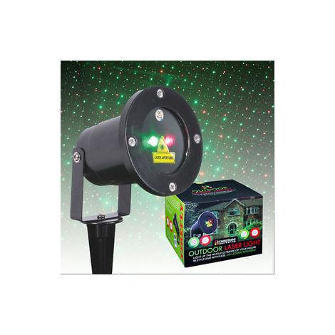 Christmas Outdoor Laser Light