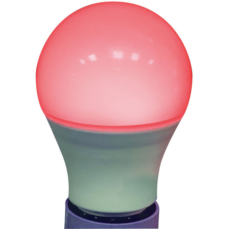 Image of Christmas Shop 7.5 Watt Remote Control Colour Changing Bulb (One size) (Standard)