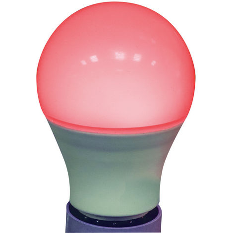 Christmas Shop 7.5 Watt Remote Control Colour Changing Bulb (One size) (Standard)