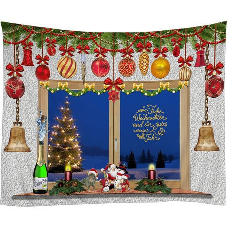 Christmas Tapestries 80*60inch 5503--W