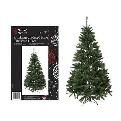 Christmas Tree Mixed Pine 1280 Tip 210cm /7ft