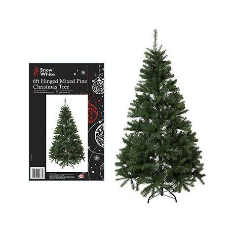 Christmas Tree Mixed Pine 850 Tip 180cm /6ft