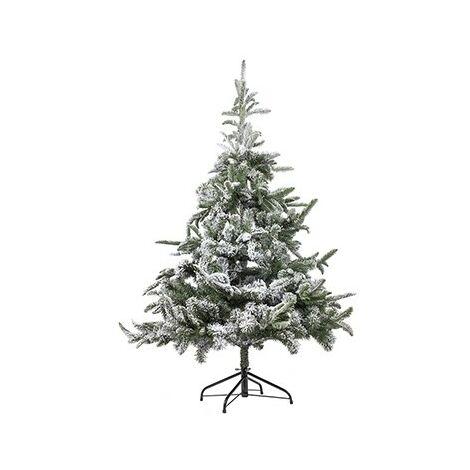 Christmas Tree Snow Life Like PE/PVC 210cm /7ft