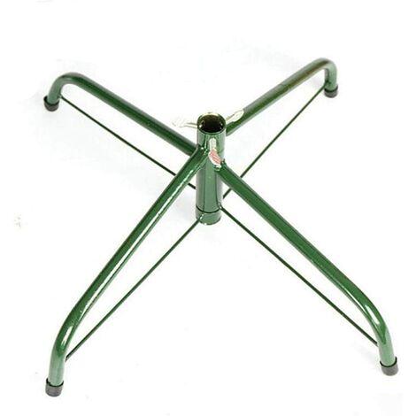 "main image of ""Christmas tree stand - Foldable metal Christmas tree stand."""